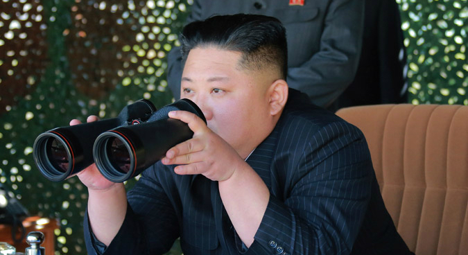 North Korean party daily warns U.S. against plans to deploy missiles in Asia