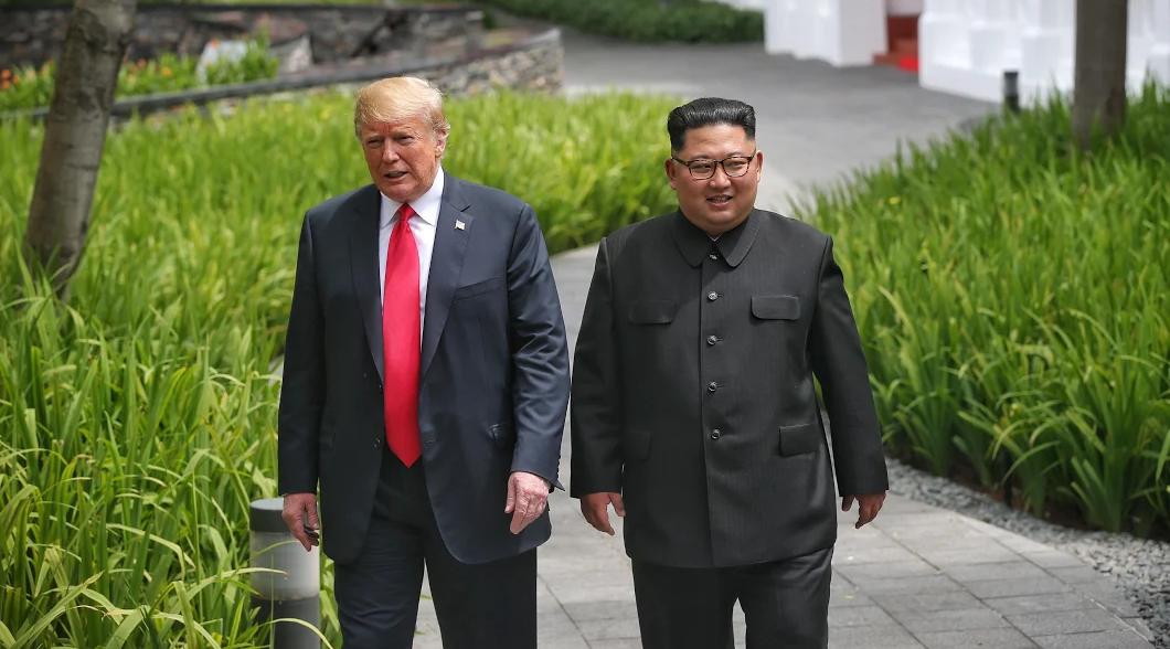 'Precious' Kim-Trump ties won't fix stalled DPRK-U.S diplomacy: Choson Sinbo