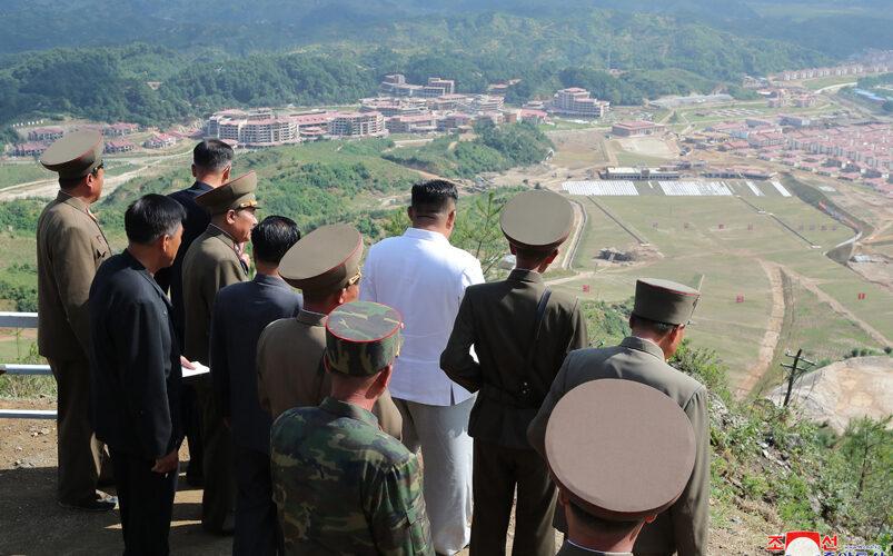 Kim Jong Un delays opening of Yangdok hot springs and ski resort until December
