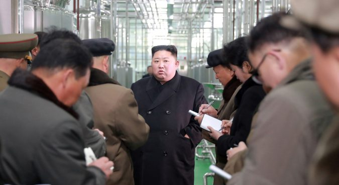 """Kim Jong Un will likely """"never"""" give up nuclear weapons voluntarily, Bolton says"""