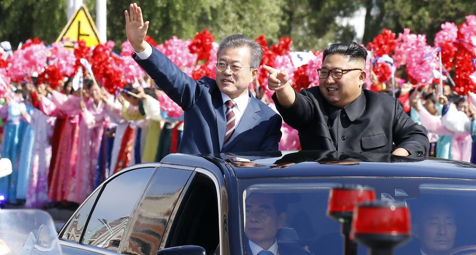 How the two Koreas went from Pyongyang summitry to missile tests and acrimony