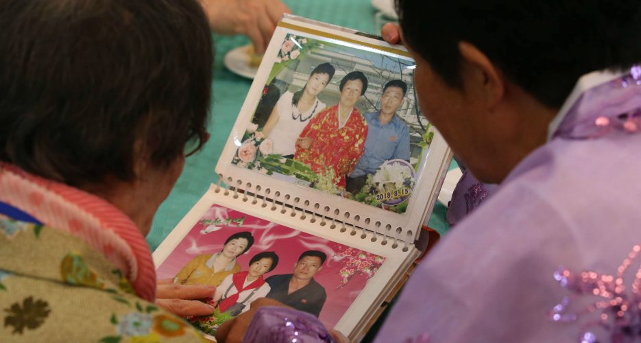 South Korea to expand facilities for video reunions of separated families