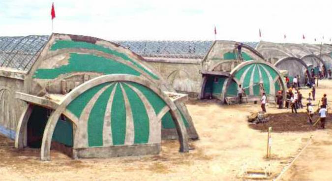 North Korea makes major progress at Onpho Greenhouse Farm project: Rodong Sinmun