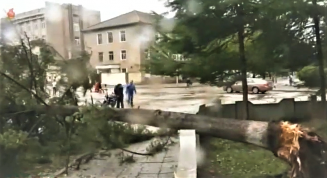 Typhoon damage in North Korea leaves five dead, hundreds of homes destroyed: KCNA