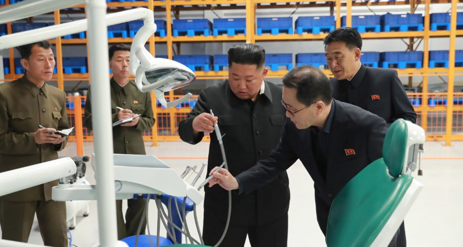 North Korea ranks third-to-last in new global health security index