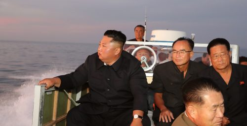 """North Korea ready to take """"new path,"""" step up weapons development: Choson Sinbo"""