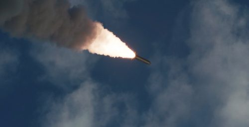 """North Korea test-launches two """"short-range projectiles,"""" South Korea says"""