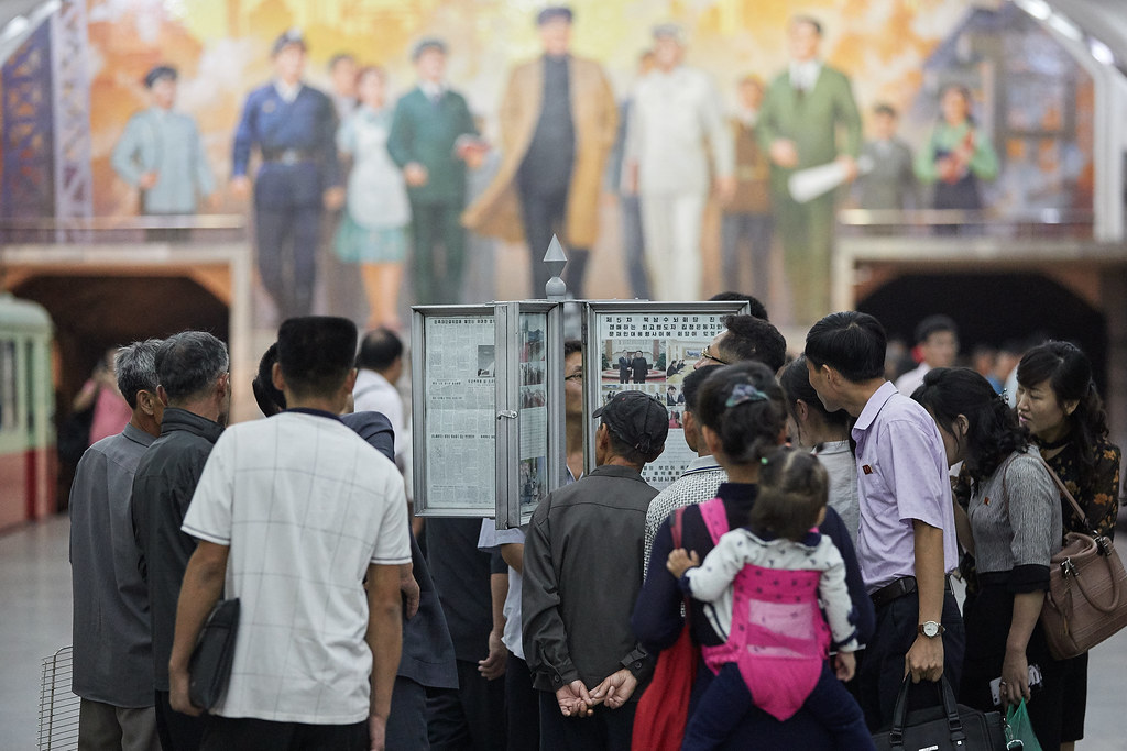 North Korea's ruling party daily stresses self-reliance as key anniversary looms