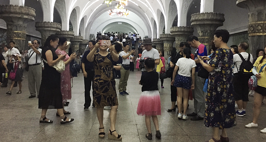 As Chinese tourism to North Korea soars, local operators feel the strain