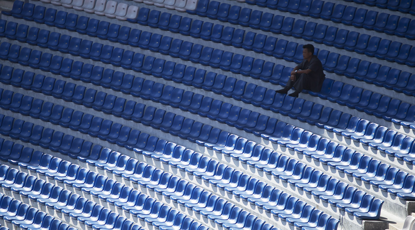 North Korea restricts foreign access to next week's World Cup qualifier match