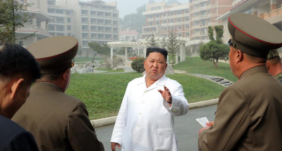 Kim Jong Un visits nearly-completed Yangdok County Hot Spring Resort: KCNA