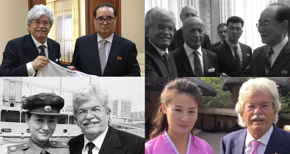 Comrade Razzi: an eccentric Italian politician's unusual love for North Korea