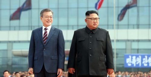 Kim Jong Un offers condolences to South Koreans fighting coronavirus outbreak