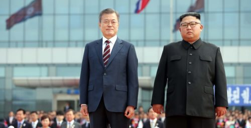 Why, when North Korea misbehaves, the South can't help but turn the other cheek