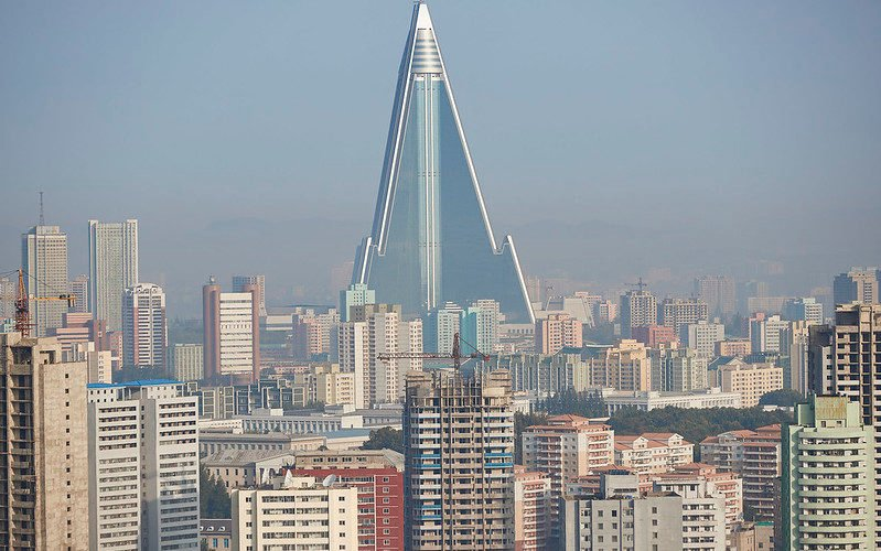 """Pyongyang not under """"under lockdown,"""" city sources say"""