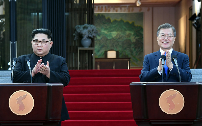 The Chairman regrets: parsing Kim Jong Un's Busan no-show