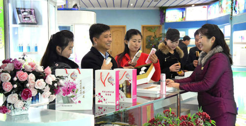 North Korea holds first-ever national cosmetics exhibition