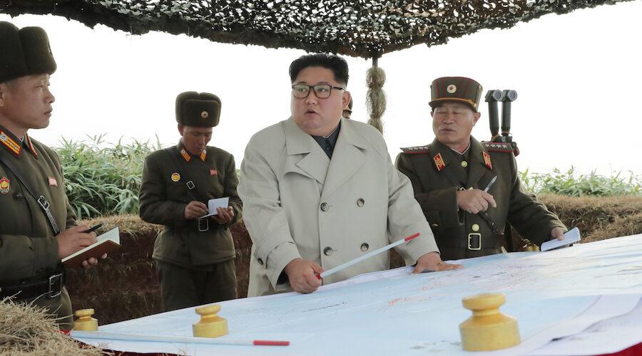North Korean artillery drills violated inter-Korean military agreement, MND says