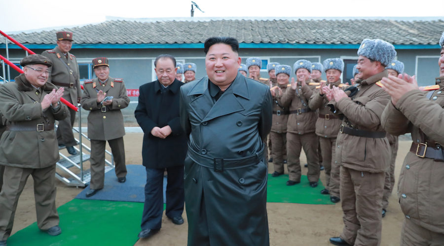 The looming deadline in nuclear talks: Kim's three options before the year's end