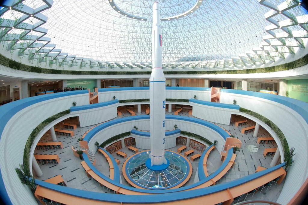 North Korean event on building 'Space Power' held in Pyongyang this week: KCNA