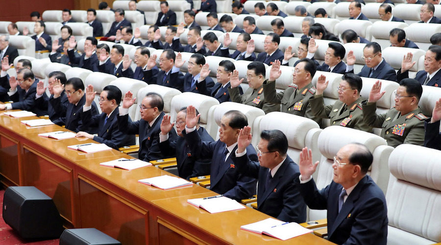 North Korean ruling party Central Committee to hold plenary session this month
