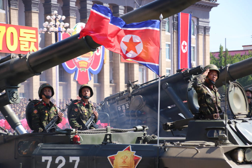 Use of armed forces against North Korea would be 'horrible thing' for U.S.: KPA