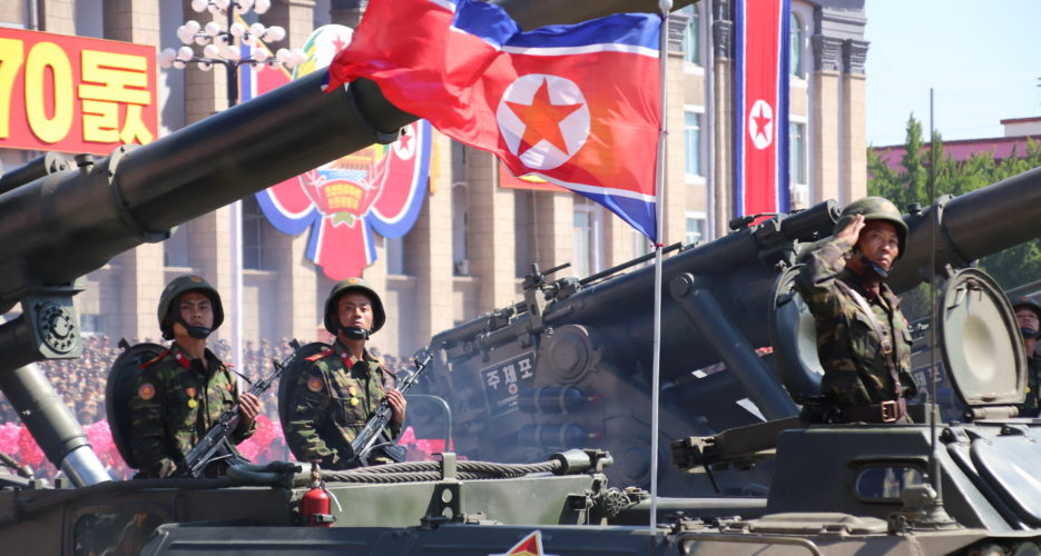 """Use of armed force against North Korea would be """"horrible"""" for U.S.: KPA"""