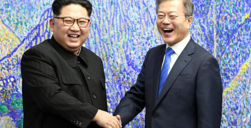 The left is right: why South Korea should continue its policy of engagement