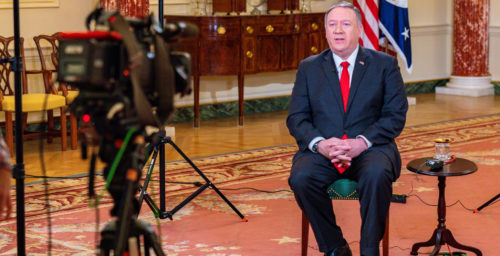No 'evidence yet' of another summit between US and North Korea, Pompeo says