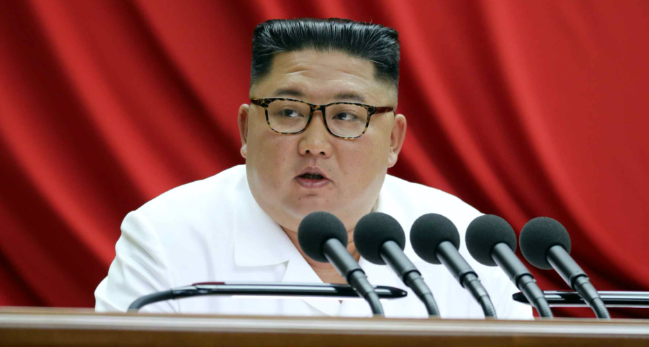 Amid all-time appearance lows, Kim Jong Un absent for another three-week period