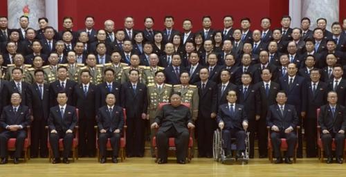 North Korea's New Year's Eve party plenum reveals major leadership reshuffle