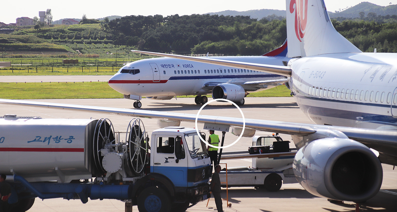 Nk Pro Investigation Sheds Light On Air China S N Korea Fueling