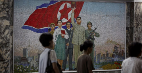 """The revolution that wasn't: is North Korea really a """"revolutionary"""" state?"""