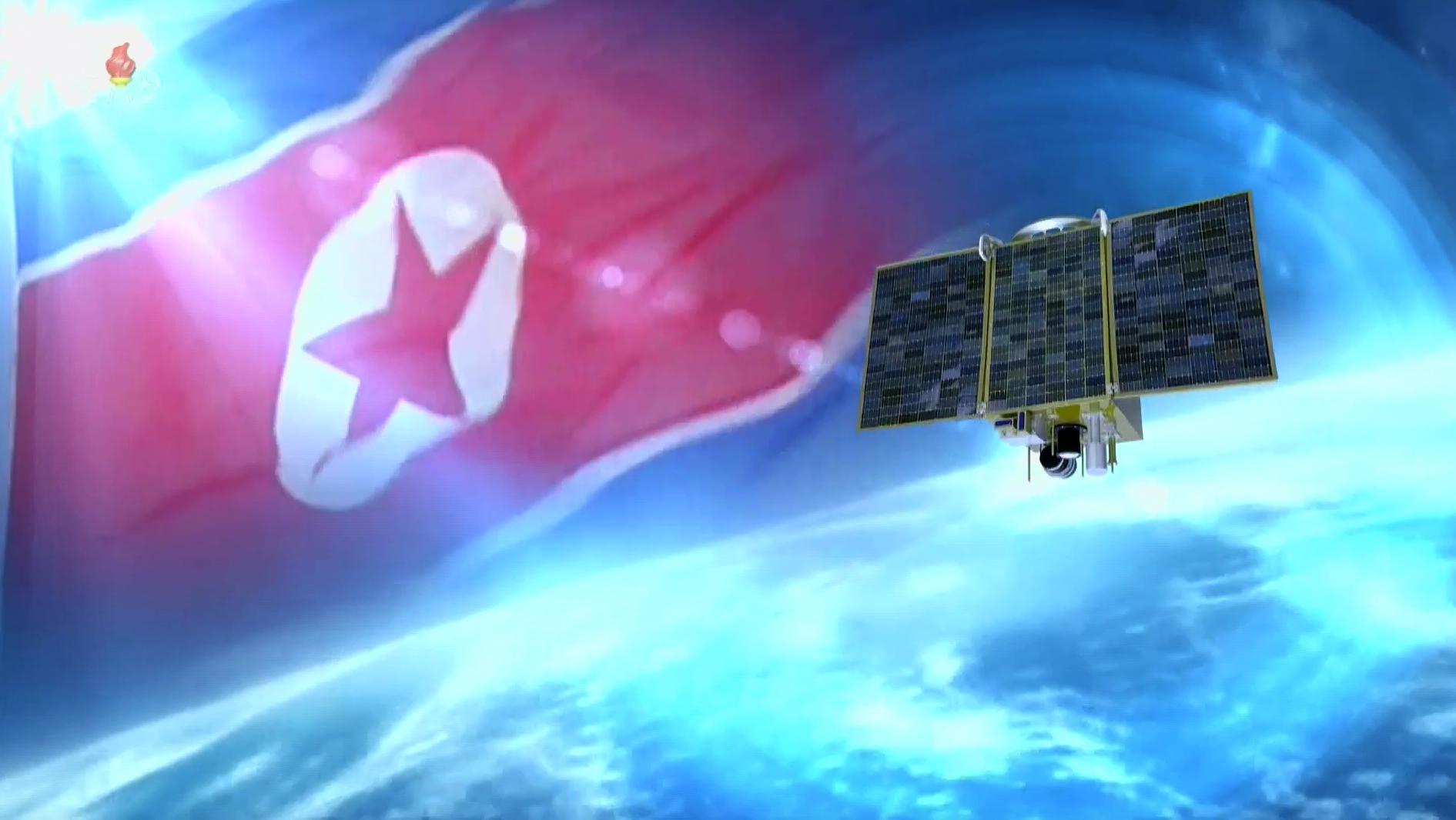 North Korea making strides in satellite manufacturing and testing: state media