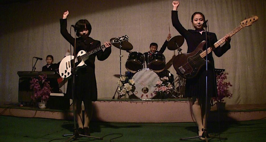 A North Korean school of rock: teaching heavy metal to Pyongyang school girls