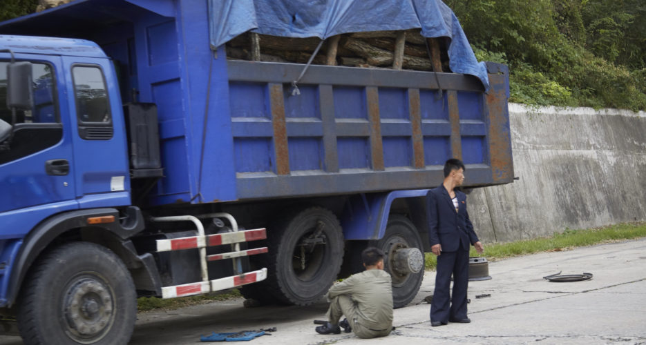 North Korea seeks scrap tires, $500,000 in foreign investment for rubber plant