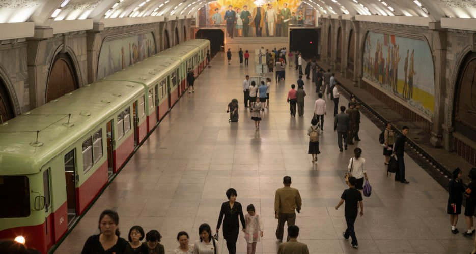 'Lonely' and 'paranoid': Living under constant watch as an expat in North Korea