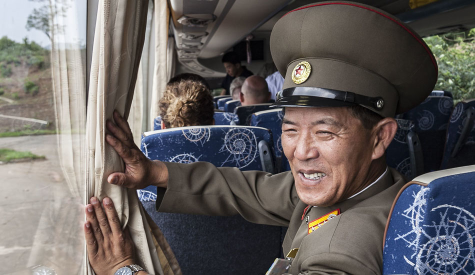 Could South Koreans realistically go on 'independent' tours of North Korea?
