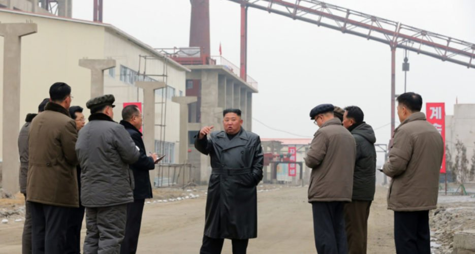 Kim Jong Un touts chemical industry in first economic site visit of 2020