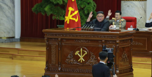 Kim Jong Un's plenum speech: experts react