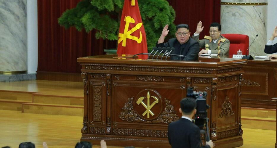 Kim Jong Un's plenum speech: experts react