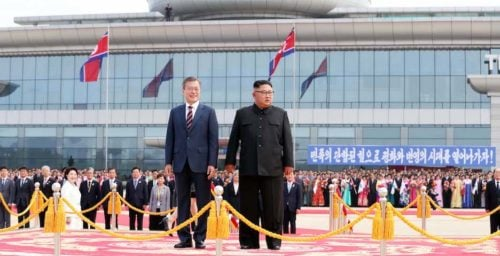 How a hit South Korean film could offer some lessons for Pyongyang and Seoul