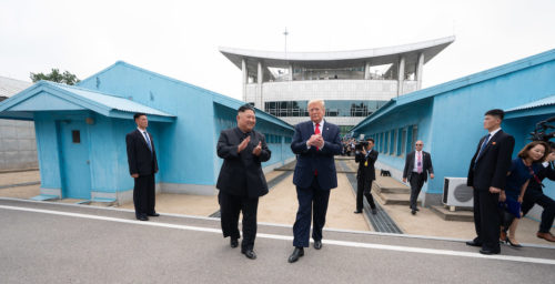 President Trump open to meeting Kim Jong Un again, with conditions: official