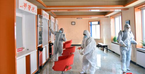 Russia ships rapid coronavirus diagnosis equipment to North Korea: MFA