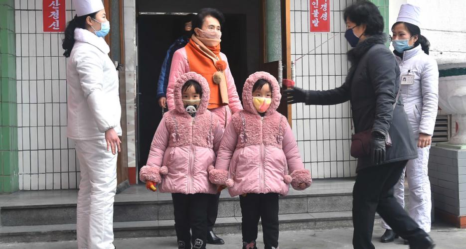 Amid North Korea coronavirus shutdown, ambassador says diplomatic work on hold