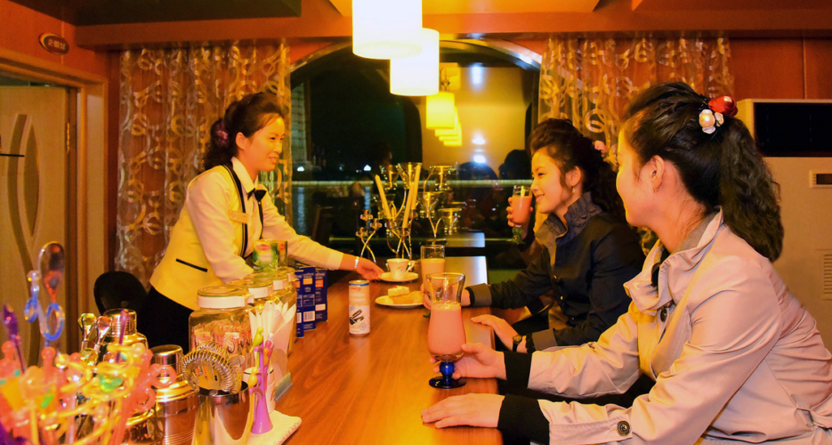 """North Koreans """"forbidden"""" from dining out while coronavirus threat persists"""