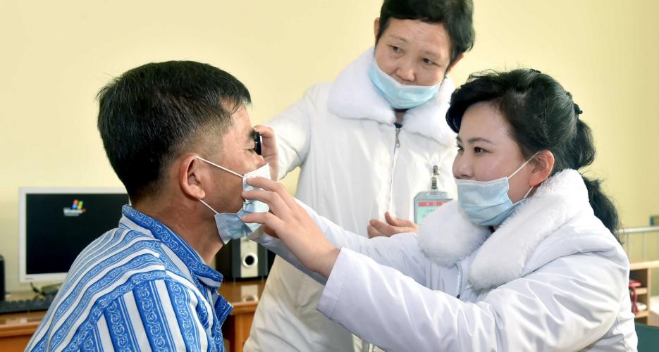 MSF granted sanctions exemption for North Korea coronavirus prevention work