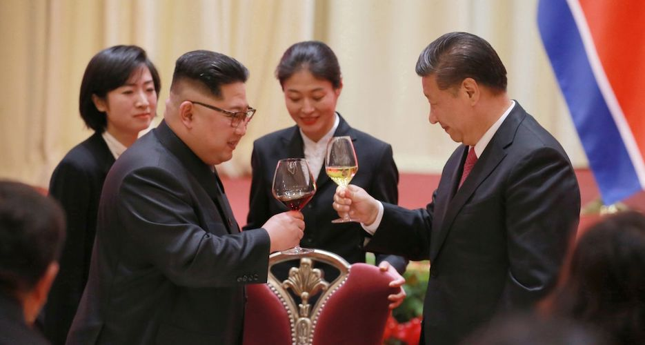 North Korea spent $30 million on alcohol from China last year, data reveals