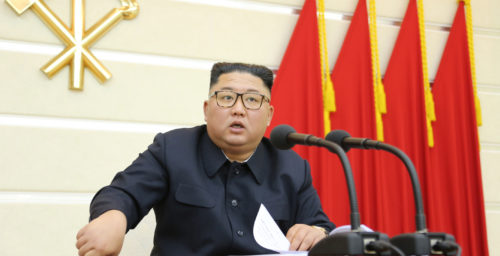 In fight against COVID-19, North Korea gambles its long-term economic stability