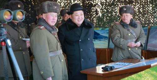 Why Kim Jong Un likely won't be appointing any new Vice-Marshals any time soon